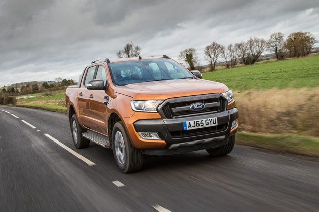 2018 Ford Ranger 来了!确定更换全新引擎!