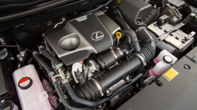 改搭涡轮, Toyota Harrier 小改款7月登场!