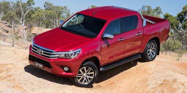 为什么 Toyota Hilux 到现在依旧那么受欢迎?