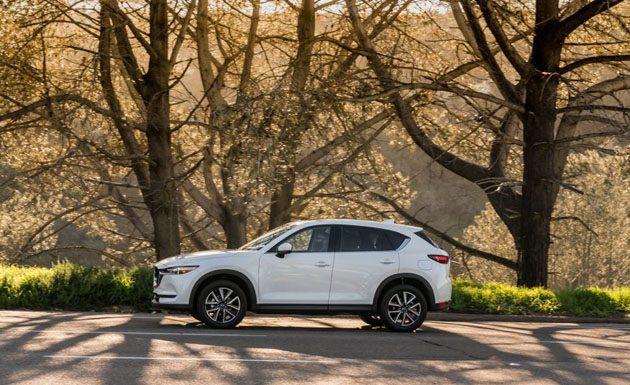 全新 Mazda CX-5 将在今年进军我国!mazda-cx-5-109-876x535