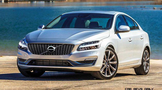主打豪华入门市场! Volvo S40 或将在年尾发布!