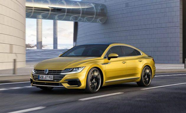 日内瓦前瞻: Volkswagen Arteon 正式发表!