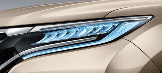 全新大型SUV! Honda UR-V 正式上市!