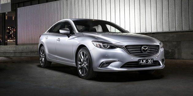 压缩比18.0:1! Mazda6 2018 细节曝光!