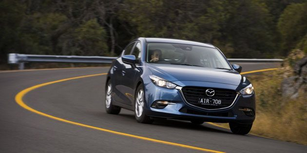 全方位的保护: Mazda i-ACTIVSENSE