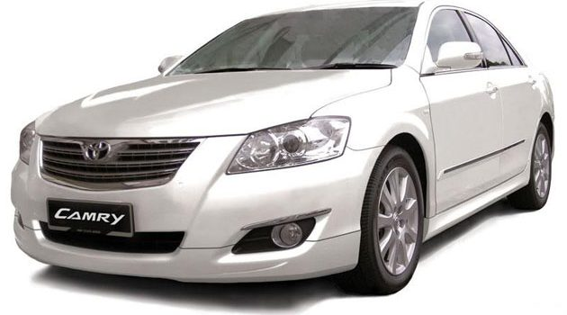 最超值二手车推荐 Part 17: Toyota Camry XV40