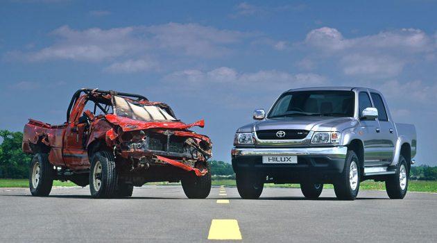 Toyota Hilux 的耐用度还是买家的首要考量