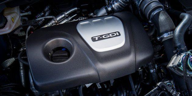 韩系涡轮第二弹! Hyundai Tucson TGDI 版本将引进大马!