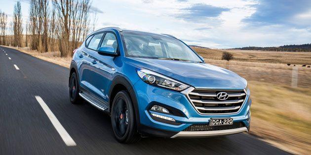 韩系涡轮第三弹! Hyundai Tucson TGDI 版本将引进大马!