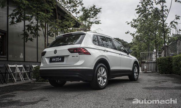 救世主来临? Volkswagen Tiguan 大马首试!