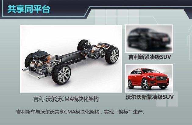 再下一城! Volvo XC40 预计年内发布!