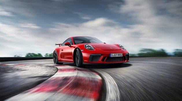 NA依旧是王道! Porsche 911 GT3 马力飙破500 ps大关!