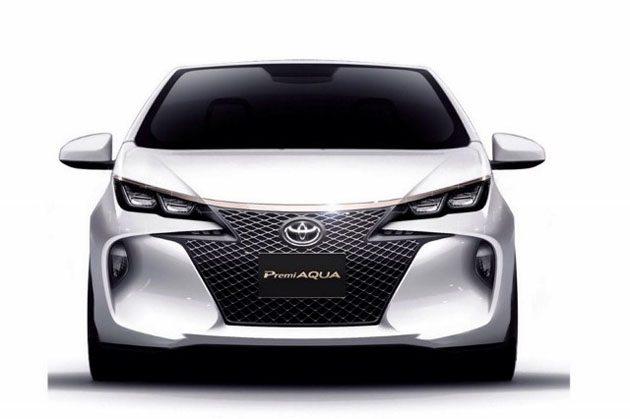 1公升突破45km! Toyota Prius C 新世代年尾发布!