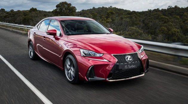 有改才会帅! Lexus IS F-Sport 和Modellista同步现身!