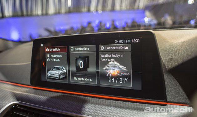 BMW 530 M Sport G30 大马正式发布!