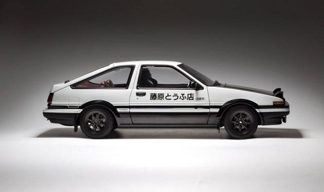 经典引擎回顾: Toyota 4A-GE ,拓海的最爱?