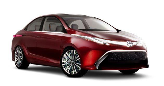 操控表现精进! 新 Toyota Vios 将以TNGA-B平台打造!