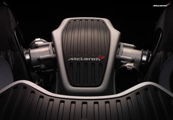 怪兽心脏! Mclaren 发布最新的4.0L V8引擎!