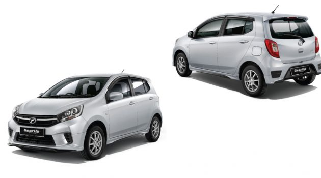 2017年2月大马汽车销量: Perodua 逆势上扬!