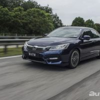 颜值大升级, Honda Accord Facelift !