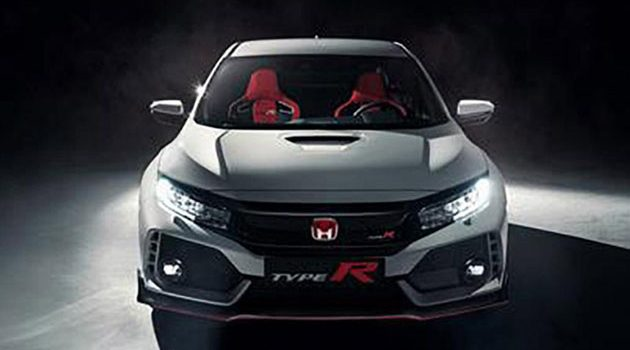 日内瓦前瞻: Honda Civic Type R 2018 正式登场!