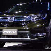 亚洲首发! Honda CR-V 曼谷车展正式发布!