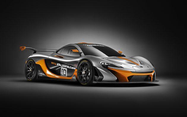 借力本田! McLaren 将借用NSX引擎开发新超跑!