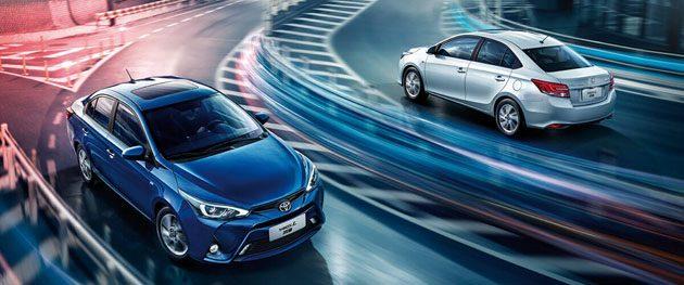 Toyota Yaris L 致享,Vios的双生兄弟!