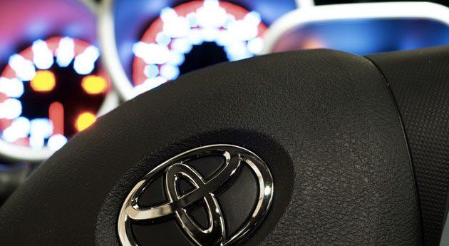 前座乘客气囊影响, UMW Toyota 找回42,000辆汽车!a2