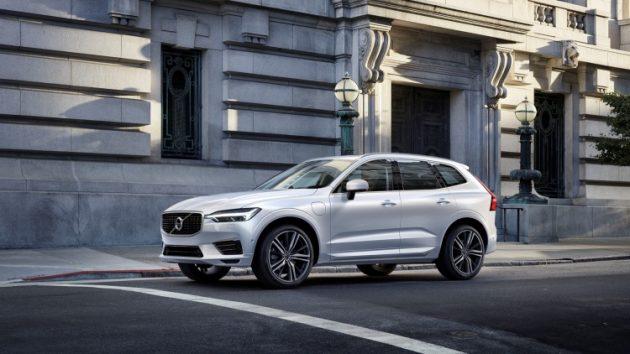 日内瓦车展: All New Volvo XC60 正式发表!