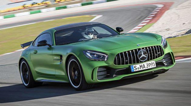 Mercedes-AMG GTR 全球限量2,000辆,叫价70万令吉!