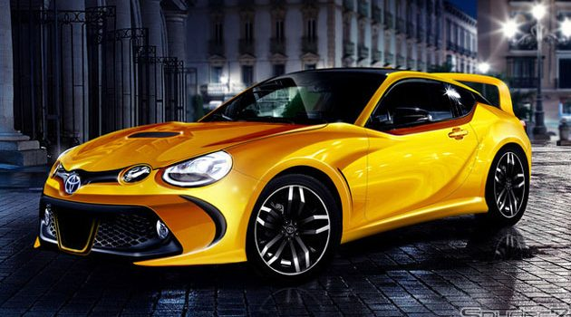 Toyota Celica 有望复活!或搭2.0L涡轮引擎!