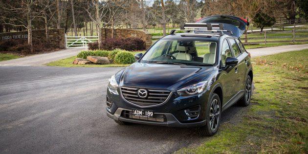 最超值二手车推荐 Part 21: Mazda CX-5