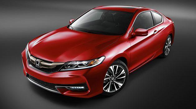 Honda Accord 2018 正式曝光,尺码全面放大!