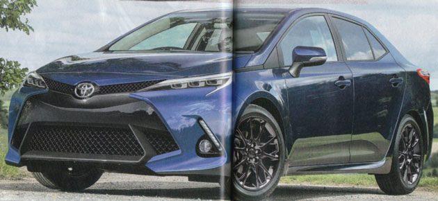 Toyota 确定全新 Corolla 将在2018年上市!