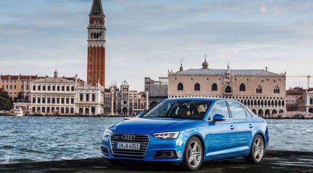 大马市场超值新车: Audi A4 B9