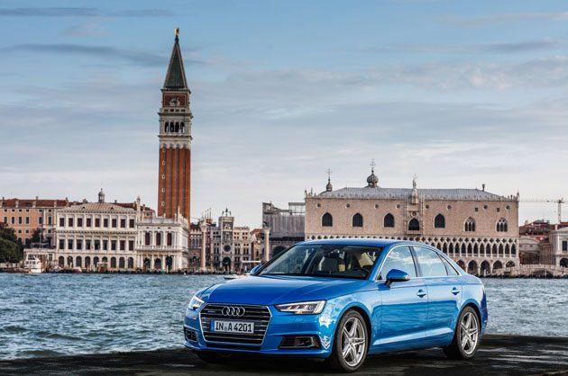 大马市场超值新车: Audi A4 B9 !