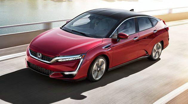 Honda Clarity Plug-in Hybrid 正式发表,外观是亮点!