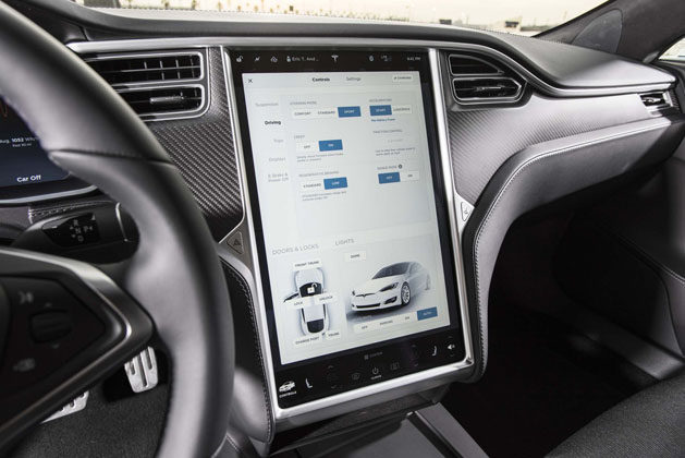Tesla Model S P100D ,比汽油超跑还要快!Tesla Model S P100D ,比汽油超跑还要快!