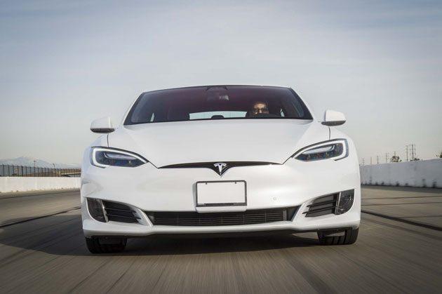 Tesla Model S P100D ,比汽油超跑还要快!