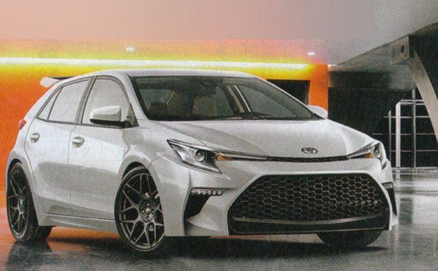 Toyota Corolla GTI 新细节曝光?最大马力260 ps!