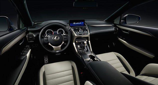 Twin City Mazda >> Lexus NX 2018 小改款发布,颜值爆表! | automachi.com