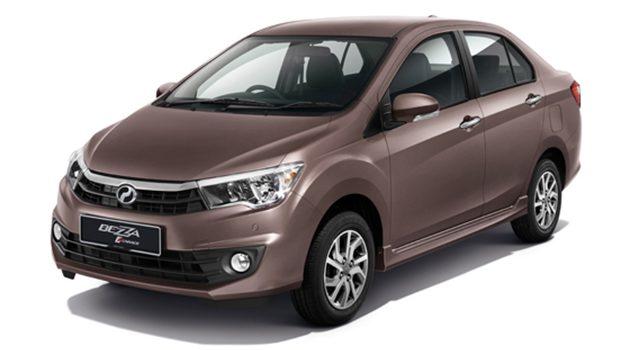 Perodua Bezza 升级版来了!或于4月15日登场!