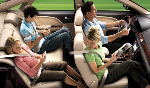 后座乘客 Seat Belt 你知道多少?