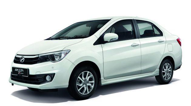 Perodua Bezza 升级版发表,新增镀铬饰板和空力套件!