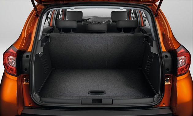 renault captur trunk. Black Bedroom Furniture Sets. Home Design Ideas