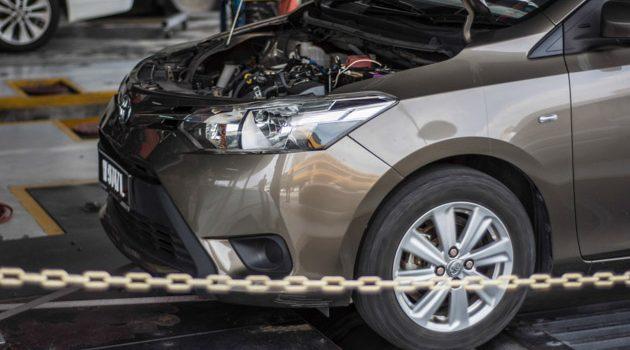 Toyota Vios 改装直击,动力提升明显!
