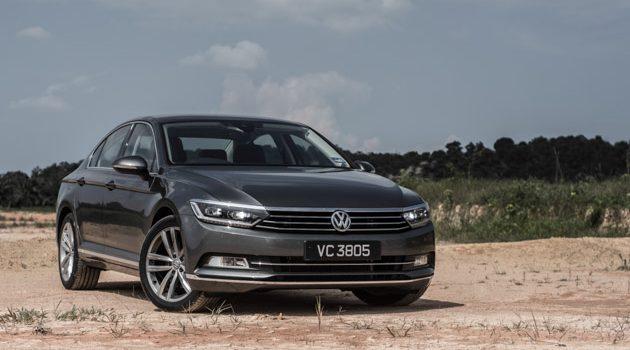 Volkswagen Passat B8 ,无可挑剔!