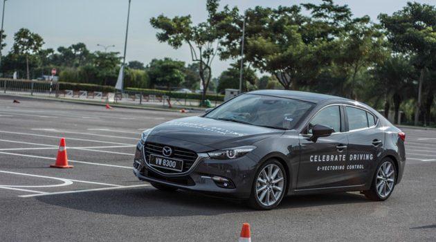 亲身体验 Mazda GVC 系统的特性!