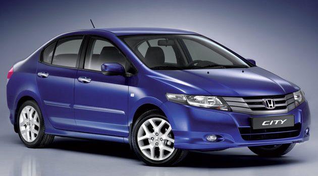 经典车款回顾: Honda City 5at ,颜值大飙升!